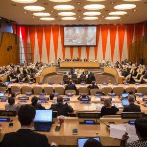 Iran Regains ECOSOC Membership