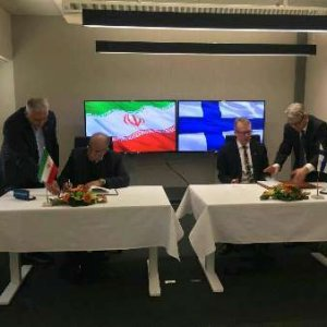Iran, Finland Sign Customs Deal