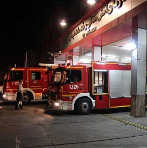 Tehran Municipality allocated less than 1% of its 178 trillion rials ($4.45 billion at market exchange rate) budget for Tehran Fire Department this year (started March 20, 2016).