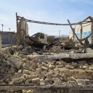 Quake Damage to Kermanshah Agriculture Estimated