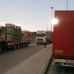 Cargo Transit Tops 5m Tons