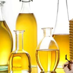 Raw Vegetable Oil Mostly Imported