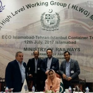 Rail Cargo Route With Pakistan, Turkey Planned