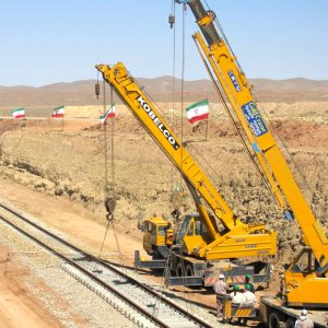 Taking advantage of its strategic geopolitical position in the region, Iran seeks to become  hub of transportation.