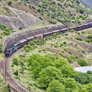 Rail Cargo Transport Breaks Record