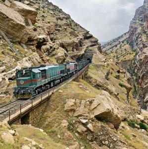 Railroads Hold 10.2% Share in Cargo Transit