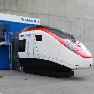Stadler Rail's business with Iran is worth billions of Swiss francs.