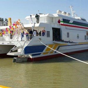 1st Iranian Catamaran Sold to Turkey