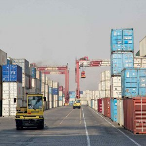 Iran's imports are currently made up of 63.7% intermediate goods, 20% capital products and 16.3% consumer goods.
