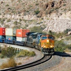 Iran-Turkey Rail Freight Transport  Up 54%