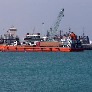 Kish Port Throughput  Up 47%