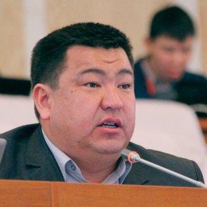 Kyrgyz Agro Minister in Tehran