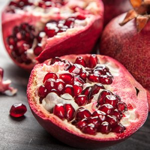 Decline in Pomegranate Exports