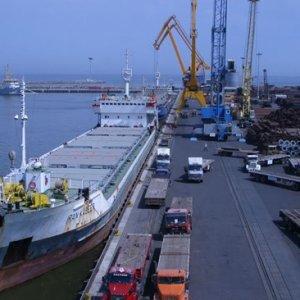 Port Throughput Near 13m Tons