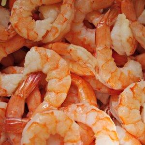 Golestan Shrimp Exports at  580 Tons