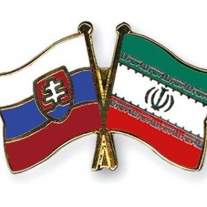 Slovak Delegation  in Tehran