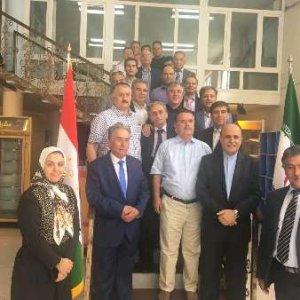 Iran's Permanent Expo Opens in Tajikistan
