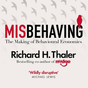 Richard Thaler's Book Now Available in Farsi