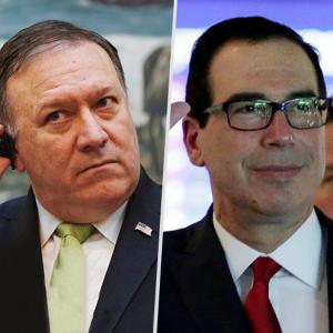 US Rejects European Bid for Iran Waivers