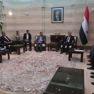 Tehran, Damascus Discuss Syrian Reconstruction