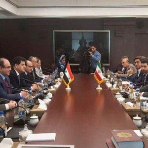 Iran, Syria Mull Prospects of Economic, Trade Cooperation