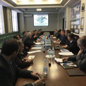 Tehran, Kiev Discuss Upgrading Aviation Ties
