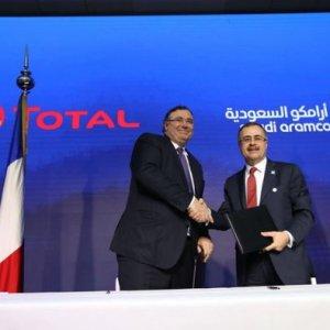 Total, Aramco to Build $9b Petrochem Complex