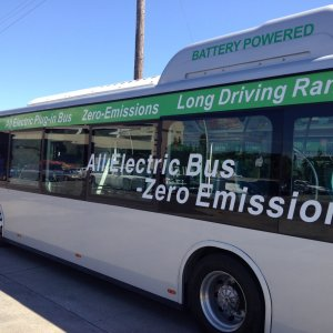 Electric Buses Reduce Fuel Consumption, Air Pollution