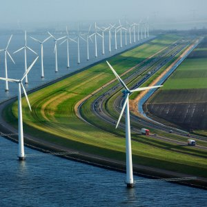 China Leading Global Wind Energy Market