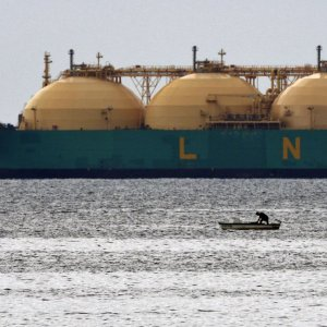 Egypt to Import LNG   From France