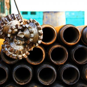 Essential items such as drill bits, wellhead and downhole equipment are produced domestically.