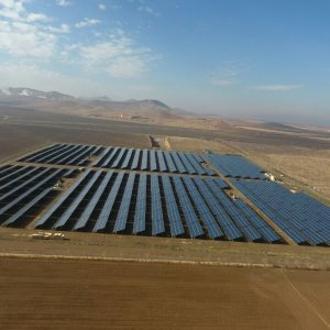 Iran's total renewable energy capacity, including solar and wind, amounts to less than 500 MW.