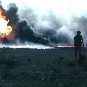 IS Torches Iraqi Oil Wells
