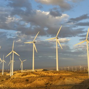 Europeans Set to Build Wind Farms in Khuzestan