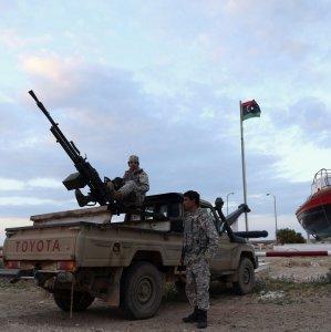 Libyan Militia Seize Major Oil Terminal