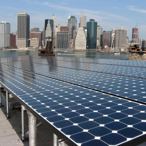 800% Solar Power Growth in New York