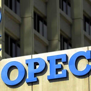 OPEC has a self-imposed goal of bringing inventories in industrialized countries down to their five-year average.