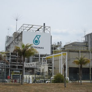 Petronas Eying South Pars