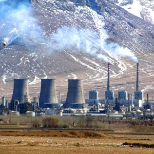 Iran meets almost 80% of its electricity demand from thermal plants.