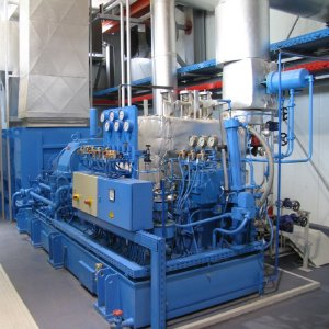 Cogeneration Plant Inaugurated in Yazd