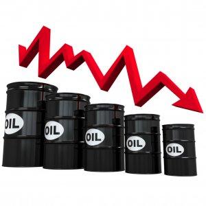 Oil Prices Slide