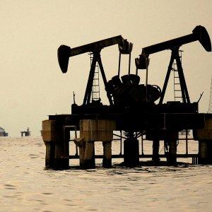 Brent crude oil futures were at $71.78 per barrel, down 80 cents.