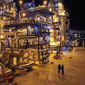 RIPI Developing Oil Desalination Unit