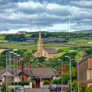 Scotland Sets Wind Power Record