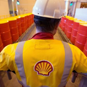 Shell has bought only three cargoes of Iranian oil over the past year.