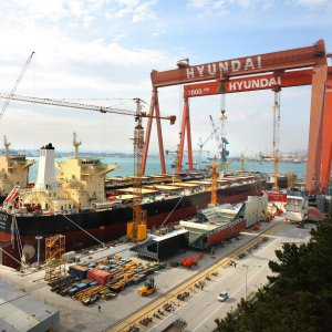 Hyundai Heavy Wins Vitol Tanker Contract
