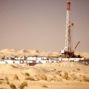 Azadegan's in-place oil is estimated at 33.2 billion barrels.