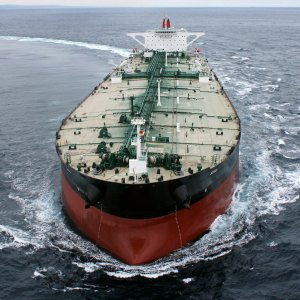 NITC Tanker Discharges Oil Into Storage in China