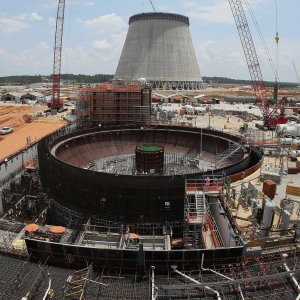 The project has failed to materialize in the US, following Japan's Fukushima accident in 2011.