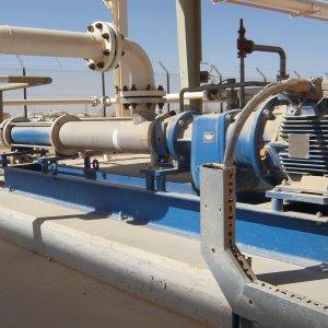 Increase in West Karoun Oil Supply Capacity